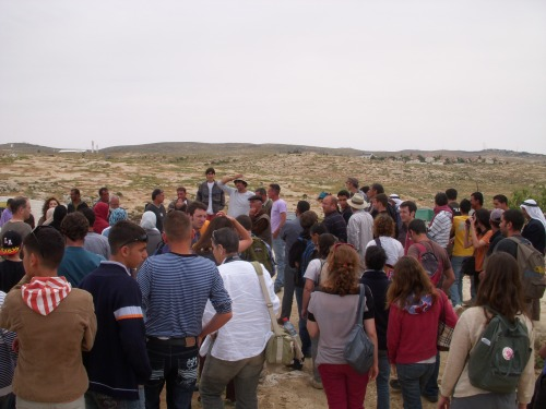 Gathering in Susya